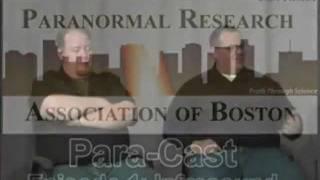 PRAB's Ian Murphy on Spectral Evidence (4/5)
