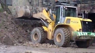 Volcrepe factory demolition