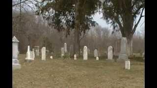 Asbury Cemetery Video