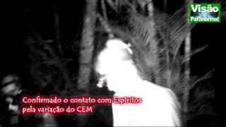 Caça Fantasmas Visão Paranormal Fortaleza Santa Cruz SC parte 2 de 3