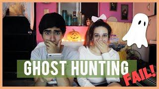 GHOST HUNTING FAIL!