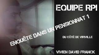 Paranormal RPI Pensionnat
