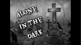 Return To HAUNTED Graveyard | ALONE In The Dark | Real Live PARANORMAL Investigation