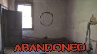 REAL Paranormal Activity Captured In Abandoned House? (Door Slams On It's Own)