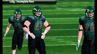 NCAA Football 2011 OSU Vs Oregon Ducks