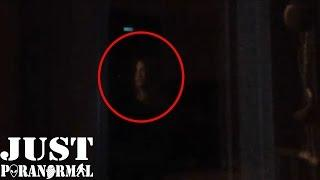 Black Eyed Kid Caught on Video | Just Paranormal