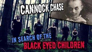 HAUNTED CANNOCK CHASE WOODS | BLACK EYED CHILDREN | SEASON 1/EPISODE 3
