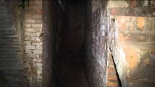 Underground haunted vaults
