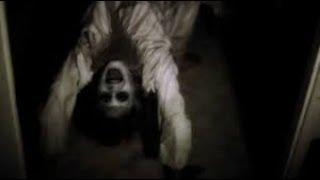 Scary Videos   Ghost Caught Near A Haunted House   Paranormal Tape   Ghost Sighting 2017