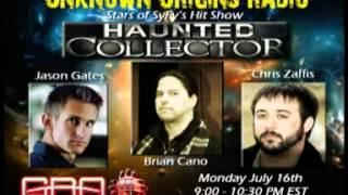 Ep. 2.29 - The Cast of Haunted Collector