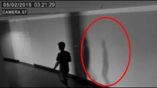 Real Ghost Activity Caught on Cctv !! Shocking Ghost Attack Compilation 2017