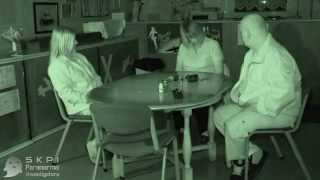 Paranormal Team Encounter Dark Entity