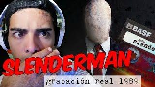 Slenderman audio 1989 - El audio mas escalofriante de todos