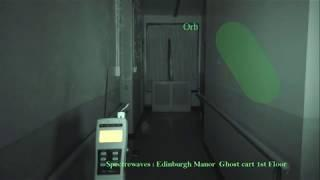 edinburgh manor ghost cart and Static cam Captures