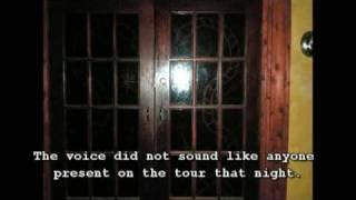 Sorrel-Weed Ghost Hunters Tour