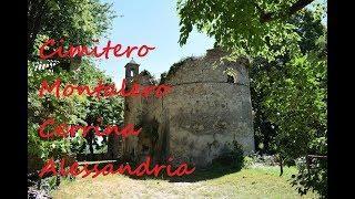 Cimitero Montalero Cerrina Alessandria