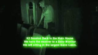 The Haunting of Dean Mansion II - Creepy Poltergeist Activity