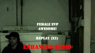 "An ""Awesome"" EVP"