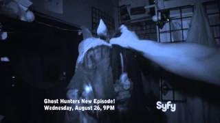 Ghost Hunters Premieres In 2 Days on Syfy
