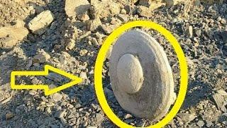 Do These 8 Weird Objects Discovered on Earth Prove the Existence of Aliens!