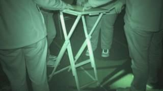 Sandford Mill ghost hunt - 17th September 2016 - Table tilting