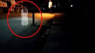 Mysterious Ghost Videos Caught on CCTV Camera!!