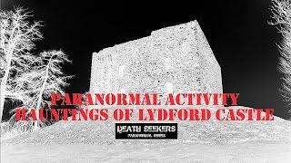 GHOST Hunting Investigation | Real HAUNTED Castle | PARANORMAL Activity | DEATHSEEKERS Tv