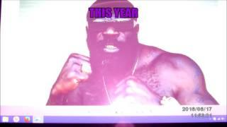 Kimbo Slice Ghost Box Session - Messages From Beyond The Grave ! Must See!!
