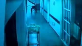 Duendes captados en un hospital