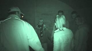 Fort Borstal ghost hunt - 10th January 2015