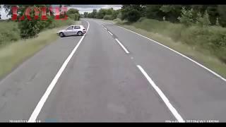 Good Driving Skills vs Bad Luck