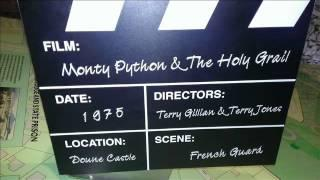 EVP SPIRIT VOICE DOUNE CASTLE SCOTLAND MONTY PYTHON WORSLEY PARANORMAL GROUP