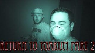 Return to Yoakum | Part 2 | Just Paranormal