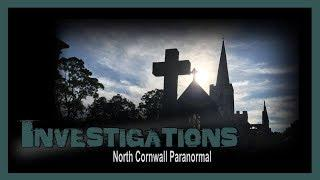 HAUNTED Trinity Church & Cemetery Return ( Paranormal Investigation | Ghost Hunt )