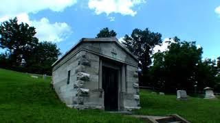 reupload: daytime graveyard investigation perkasie, pa