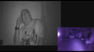 PARANORMAL ACTIVITY ? YOU DECIDE   previously  filmed from episode 71