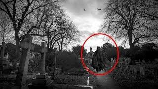 10 Creepy Ghost Places That Haunt the People, Real Ghost Caught on Tape