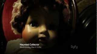 Haunted Collector: Returns March 6 | Season 3 | Syfy