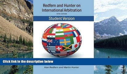 Big Deals  Redfern   Hunter on International Arbitration  Best Seller Books Best Seller