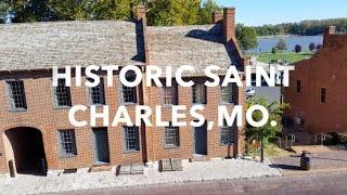 "HAUNTED HISTORICAL SAINT CHARLES, MISSOURI - SYFY'S ""GHOST HUNTERS"" JUST FILMED HERE"