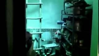 Real ghost caught on tape   Scary Ghost On Tape Paranormal videos