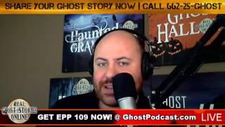 Friday Live Real Ghost Stories!