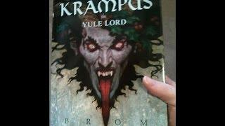 PEP--- Real spirit of Christmas the Krampus by Brom (Happy Yuletide!)