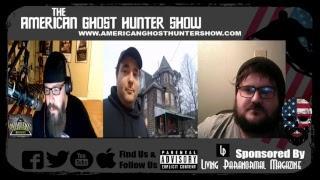 The American Ghost Hunter Show Live From Wildwood Sanitarium