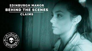 Paranormal Claims at Edinburgh Manor