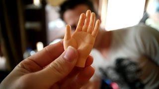 CREEPY mini hands! | Germany series ep5