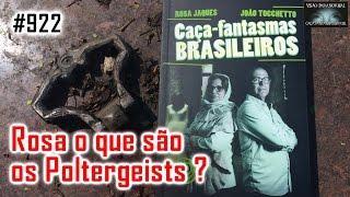 O que são os Poltergeists Caça Fantasmas Brasil #922