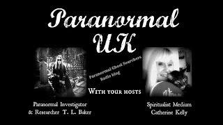 Paranormal UK radio Blog - Shadow People