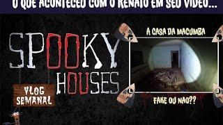 Assunto Spooky Semanal - A Casa da Macumba - Fake ou não?
