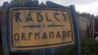 Radley Haunted House (2013) - The Radley Orphanage: Ashes of Innocence, Daytime Walkthrough